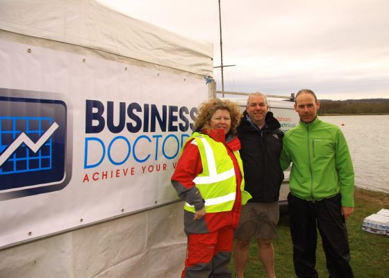Business Doctors Take To The Water