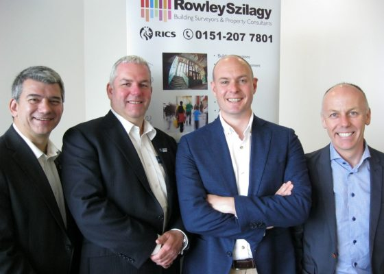 Rowley Szilagy expecting 30% growth after calling in Business Doctors