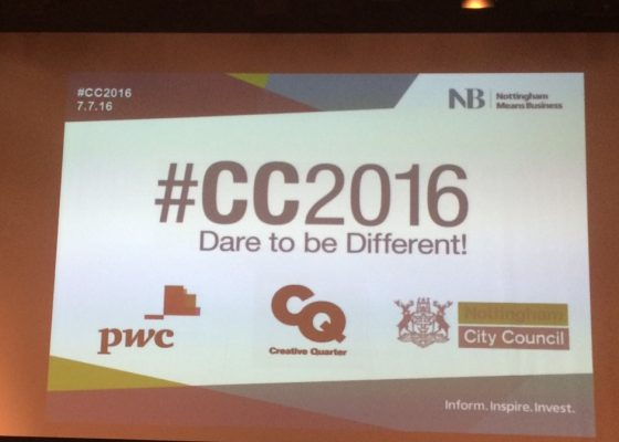 Nottingham's Creative Class 2016 - what contributes to success?