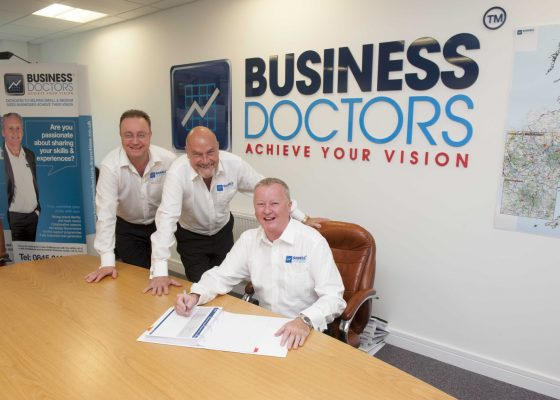 Business Doctors launch turnaround specialist in Manchester