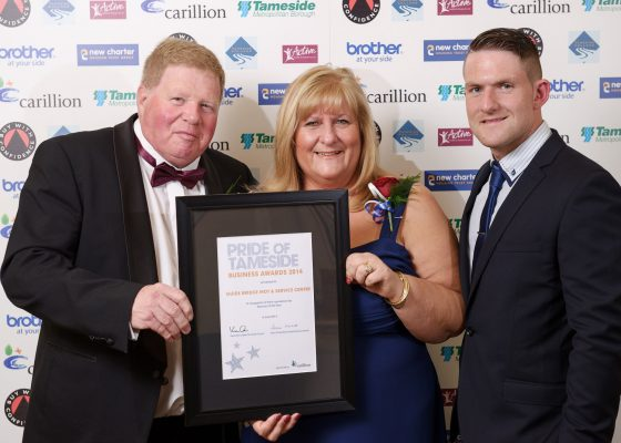 Business Doctors help Guide Bridge MOT win Business of the Year