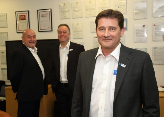 High Flyer trades space agency for business support