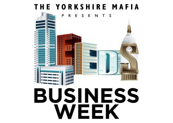 Join us at Leeds Business Week 2015