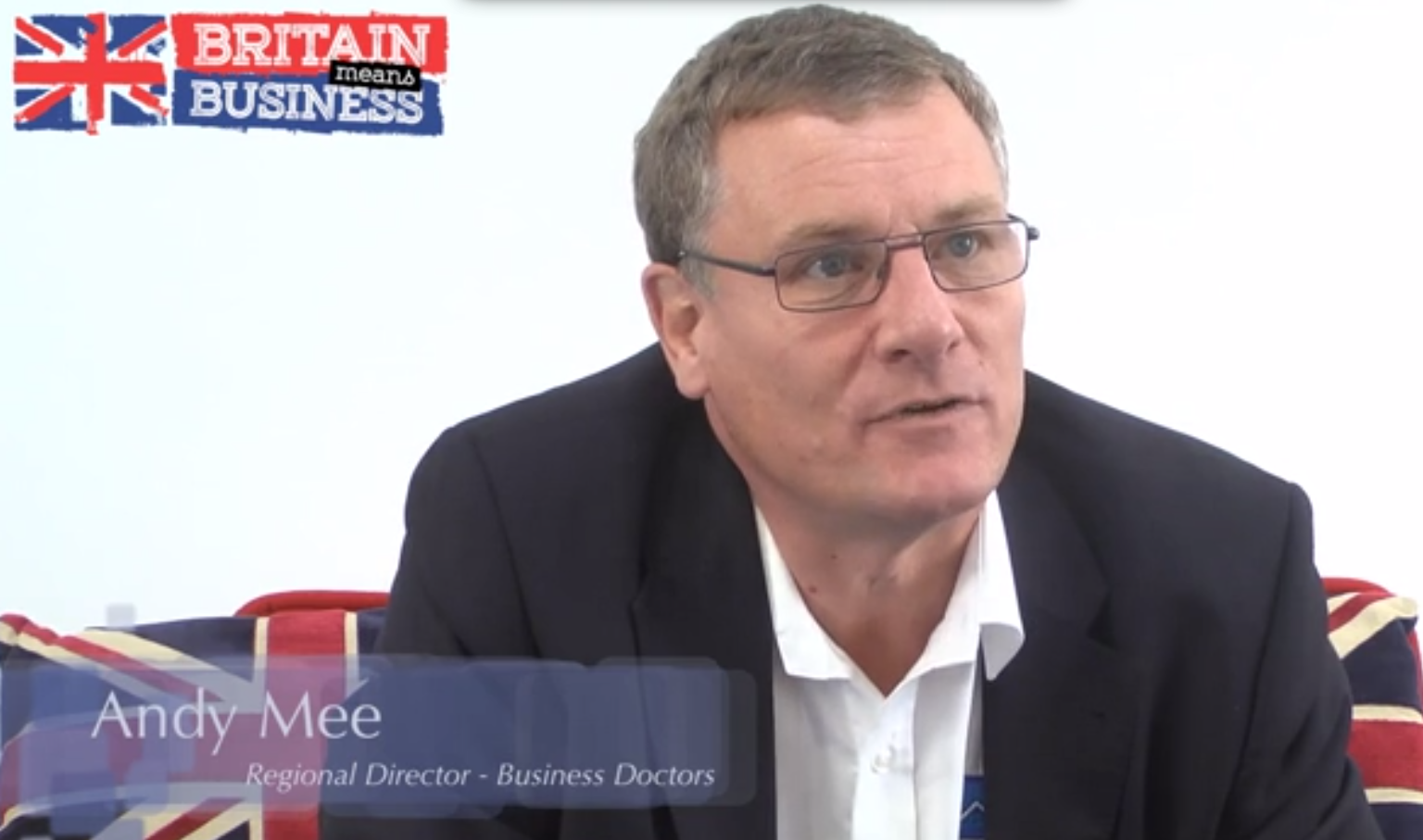 Britain Means Business exhibition - Business Doctors' video released!