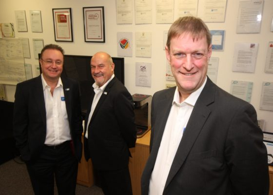 Cheshire businessman joins Business Doctors