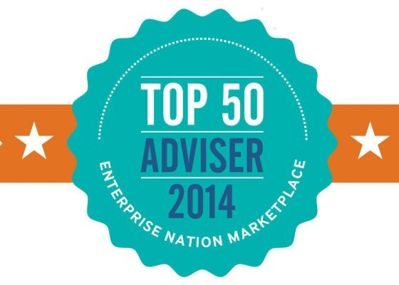 Bath mentor has been named as one of Britain's top 50 business advisers