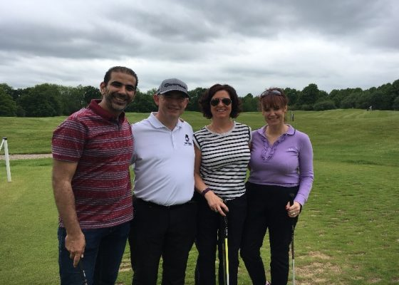 Golf Day Networking 2017