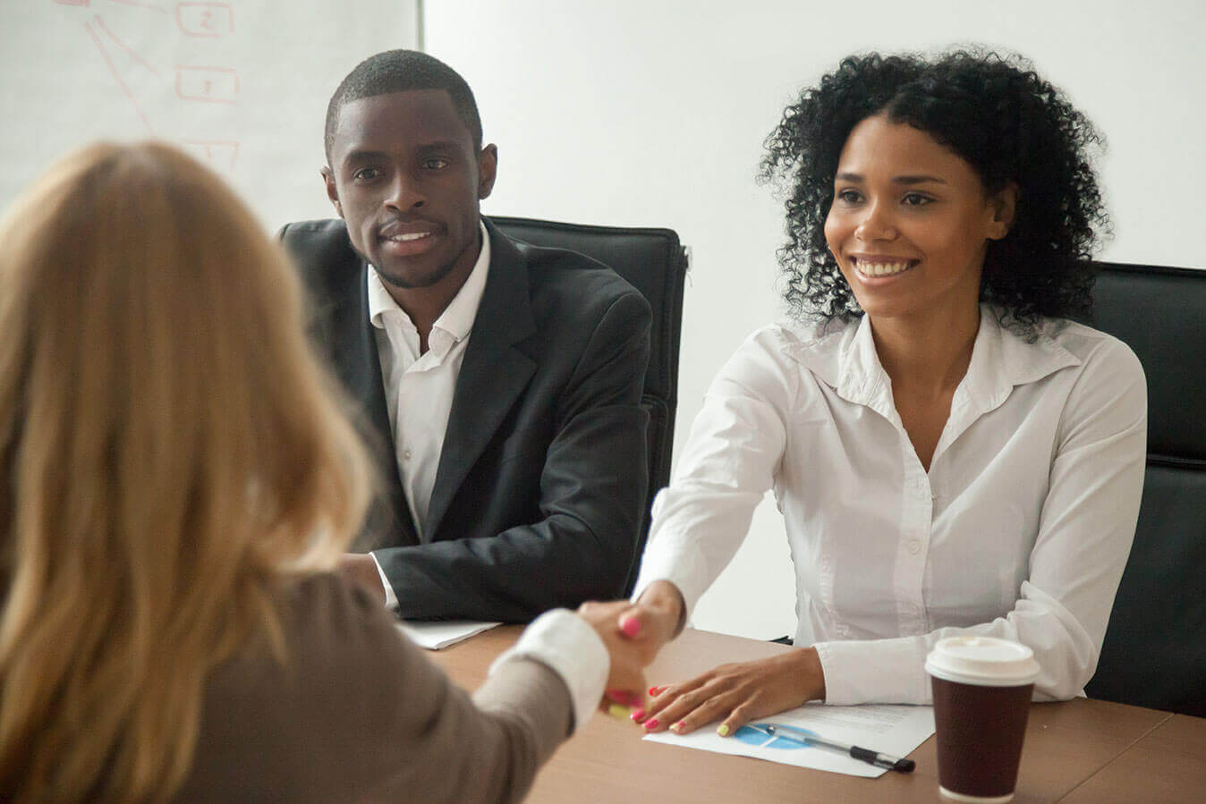 Appoint the right people in the right roles