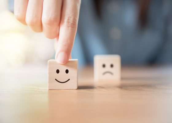 How to Turn Customer Satisfaction into Happiness